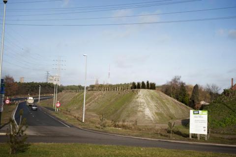 aperam investeert in groene heuvel