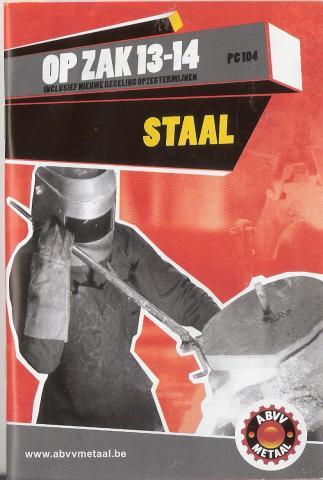 zakboek PC 104 Staal